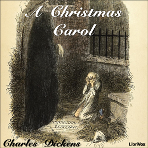 Christmas Carol(140) by Charles Dickens audiobook cover art image on Bookamo