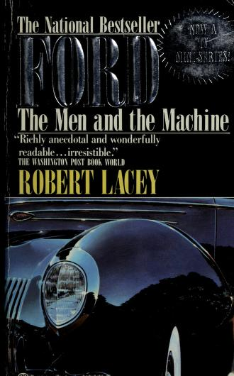 Ford by Robert Lacey